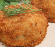 Salmon Fishcakes (Handmade)
