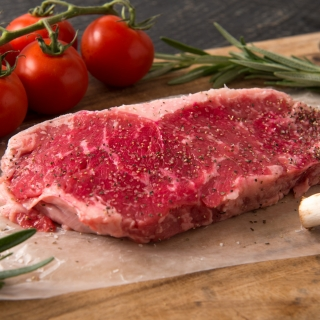 Home Delivered 14oz Sirloin Steak For Wiltshire And Bath