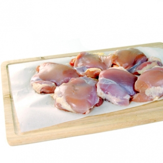 Chicken Thighs Trimmed F.range (Skinless)