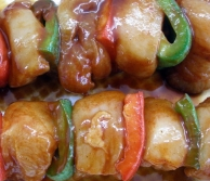 Chicken Kebab (Handmade)