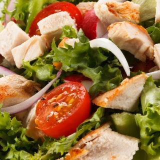 how to cook diced chicken breast
