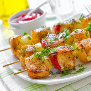 Turkey Kebab (Handmade)
