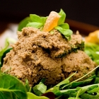 Wild Boar Pate with Rum & Ginger