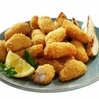 Breaded whole-tail Scampi